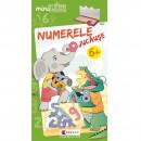 Joc educativ LUK, Matematica Distractiva, exercitii distractive de matematica, varsta 6 ani Editura Kreativ EK6141
