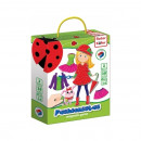 Joc educativ magnetic Fashionista Roter Kafer RK3204-03