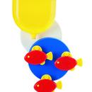 Jucarie pentru baie - Cursa pestisorilor