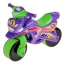 Motocicleta de impins MyKids Racing 0139/6 Mov Verde