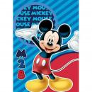 Paturica copii Mickey M28 100 x 140 cm SunCity STN586561