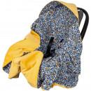 Paturica de infasat pentru scaun auto Velvet Infantilo IF19109