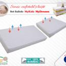 Set saltele MyKids Cocos My Dreams II 120x70x8 (cm) + 50x70x8 (cm)