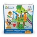 Set STEM - Casuta din copac