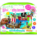 Stickere Pirati Stickabouts Fiesta Crafts FCT-2823