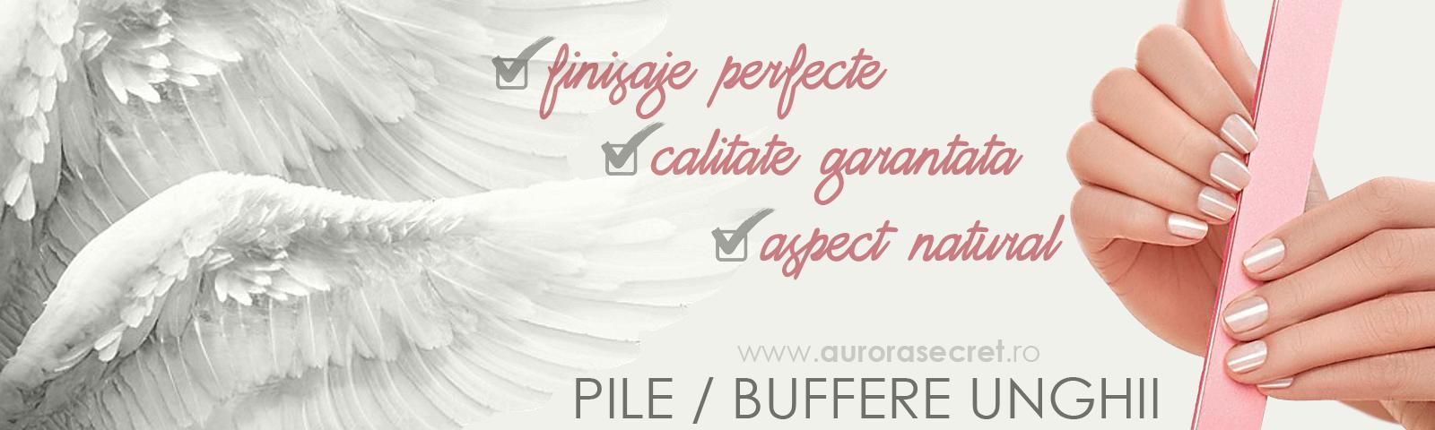 Comanda Pile si Buffere de Calitate de pe AuroraSecret.ro !
