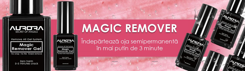MAGIC REMOVER - CEA MAI BUNA SOLUTIE PENTRU INDEPARTAREA OJEI SEMIPERMANENTE