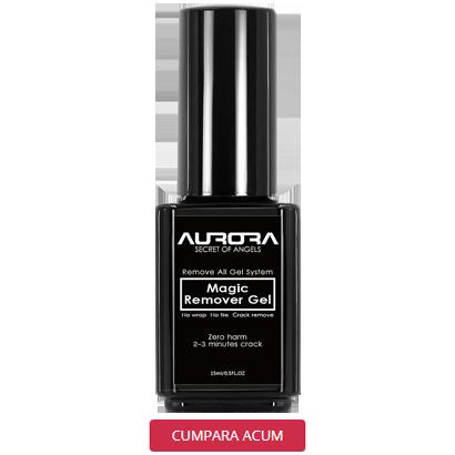 Magic Remover Oja Semipermanenta Aurora