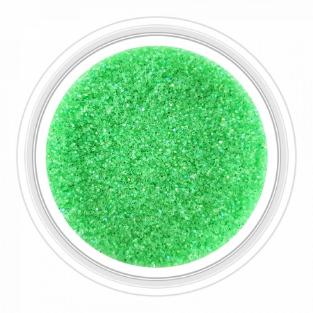 Sclipici Unghii Lime Green No 40