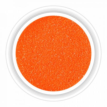 Sclipici Unghii Orange Pumpkin No 13
