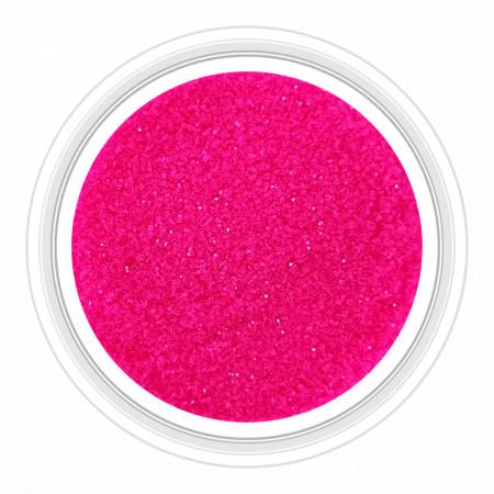 Sclipici Unghii Neon Sparkle Hot Pink No 04