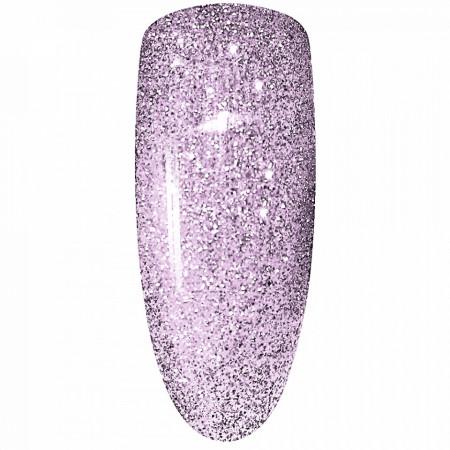 Oja Semipermanenta Disco Aurora Secret 15ml, Culoare Mov, No. 10, Cantitate 15ml
