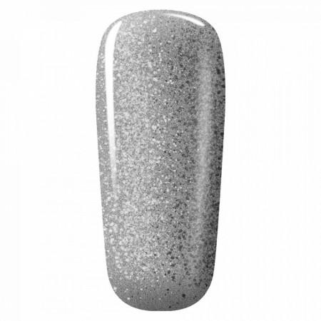 Oja Semipermanenta Aurora Culoare Argintiu No 44 Cantitate 5ml