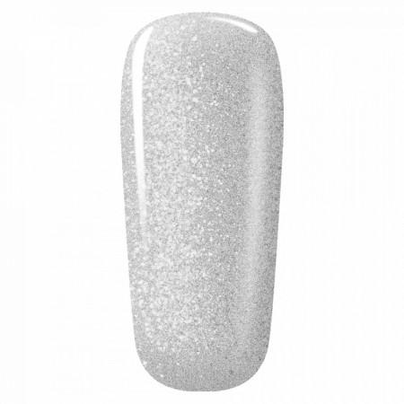 Oja Semipermanenta Aurora Culoare Argintiu No 43 Cantitate 5ml