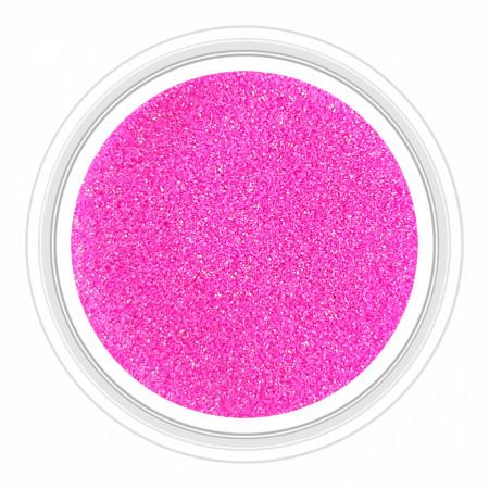 Sclipici Unghii Fin Hot Pink No 17