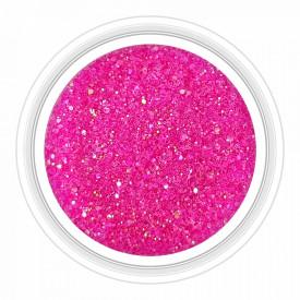 Sclipici Unghii Pink Barbie No 25