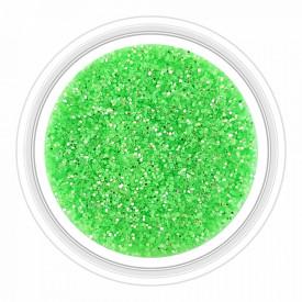Sclipici Unghii Mirror cu Efect Oglinda Spring Green No 7
