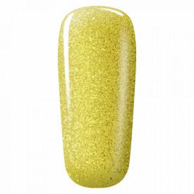 Oja Semipermanenta Aurora Culoare Auriu No 45 Cantitate 5ml
