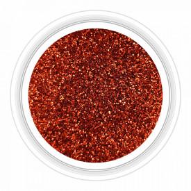 Sclipici Metalizat Unghii Rusty Red No 36