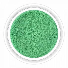 Sclipici Unghii cu Efect de Sirena Aquatic Green No 4