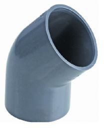 Poze Cot PVC-UH 45°