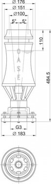 Geyser 100 T