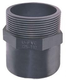 Poze Adaptor PVC-UH lipire si filet exterior