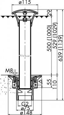 Preaplin 70/1000 T