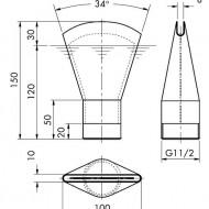 Fan Jet 15 - 8 E