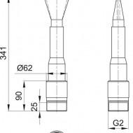 Fan Jet 10 - 20 - 6 silver
