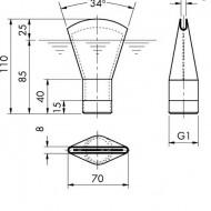 Fan Jet 10 - 6 E