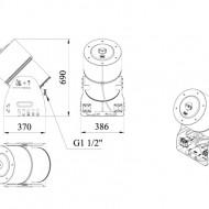 JumpingJet Raimbow Flash III/DMX/02