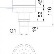 Vulcan 43 - 3 silver