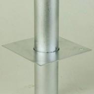 Piesa de trecere pentru beton 10-175 E