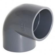 Cot PVC-UH 90°