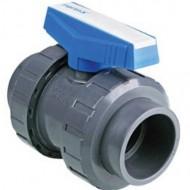 PVC-UH Robinet cu bila  (pentru apa)