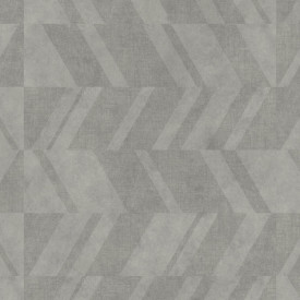 Linoleum Covor PVC Tarkett Pardoseala LVT iD SQUARE - Cement Chevron MEDIUM GREY