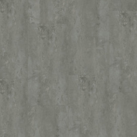 Linoleum Covor PVC Tarkett Pardoseala LVT iD INSPIRATION 55 & 55 PLUS - Rough Concrete DARK GREY