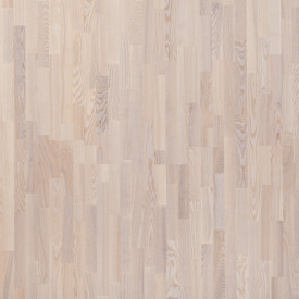 Parchet triplustratificat Focus Floor 3 strip ASH MISTRAL WHITE MATT LOC 3S - 3031118164001175 | parchet.ro