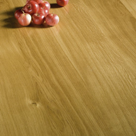 Parchet triplustratificat Focus Floor 1 strip OAK LEVANTE LACQUERED LOC - 1011061566060175 | parchet.ro