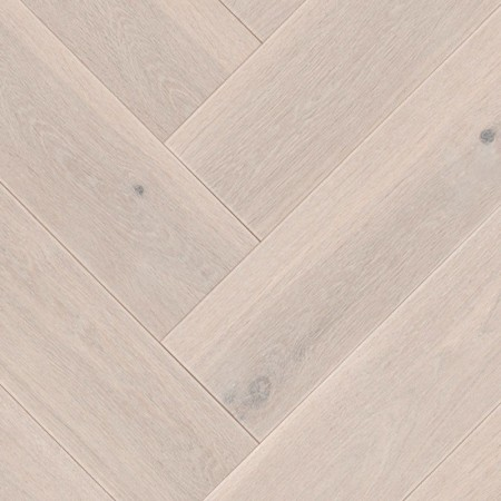 Herringbone Parquet Oak Nature - Fiord 4V