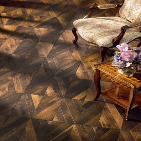 3 Layer Atrium Old Style - Oak Smoked Oil Natur TEK