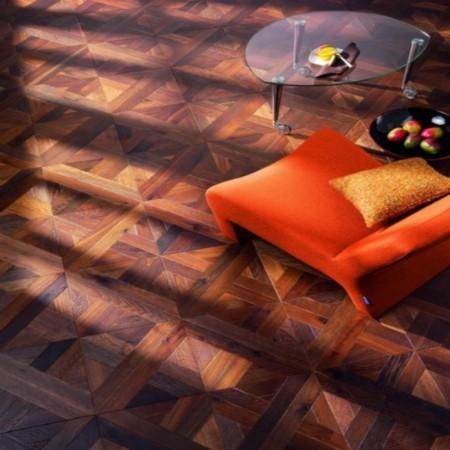 3 Layer Grand Palais - Oak Oil Golden Natur TEK