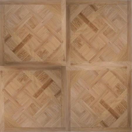 Multi-Layer Versailles Antique - Oak, Hand Scrapped, Brut