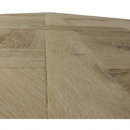Multi-Layer Bordeaux - Oak, Beveled, Brushed, Brut