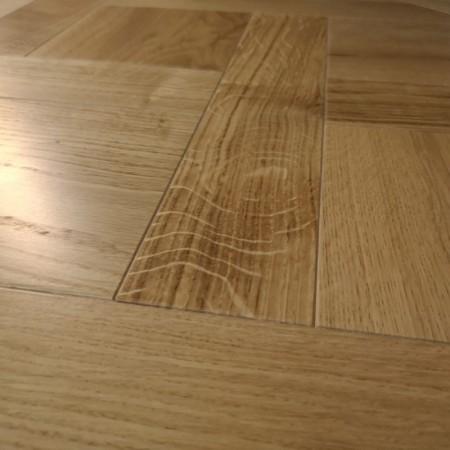Multi-Layer Versailles Antique - Oak, Soft Brushed, Varnished Matt