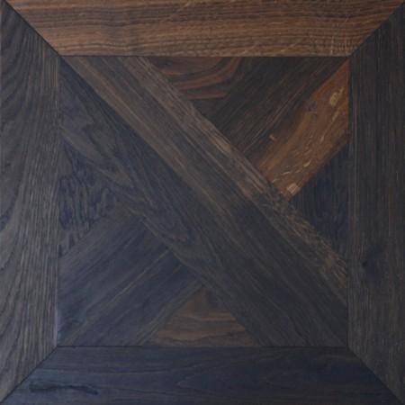 Solid Bern Panel - Oak Smoked Natur BRUT GUN