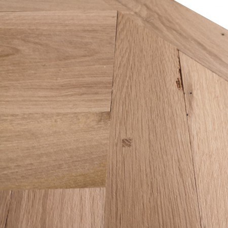 Small Versailles - Old Oak, Smooth, Unfinished