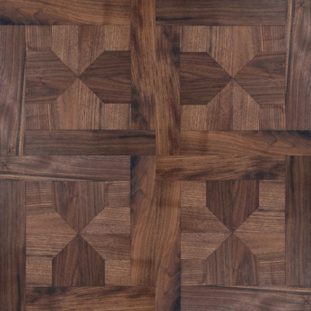Solid London Panel - Walnut Natur BRUT GUN