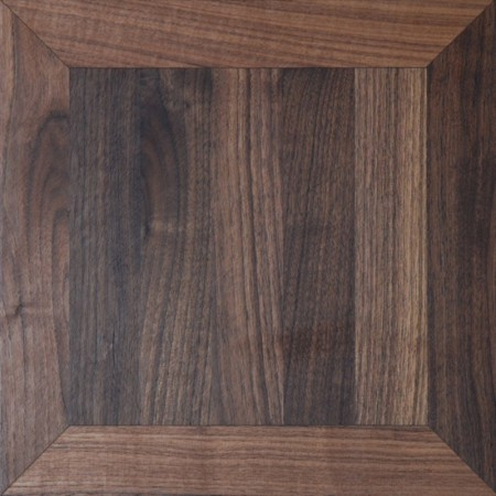 Solid Rom Panel - Walnut Natur BRUT GUN
